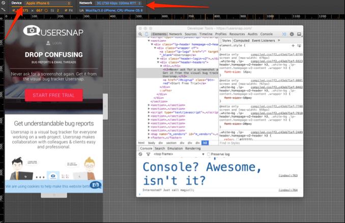 Firefox Developer Edition Review and Google Chrome Dev Tools
