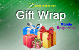 gift wrapper magento extension for online shops