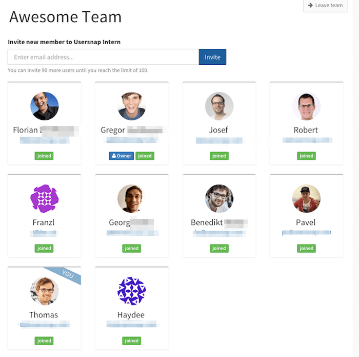 feedback tool team collaboration