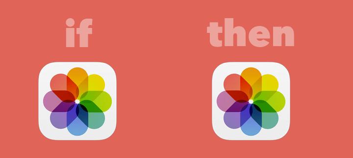 iphone screenshots organizing