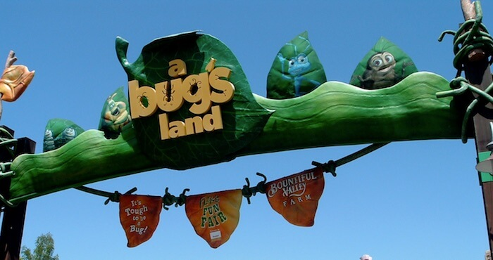 bug report land