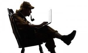 bug reporting skills like Sherlock Holmes