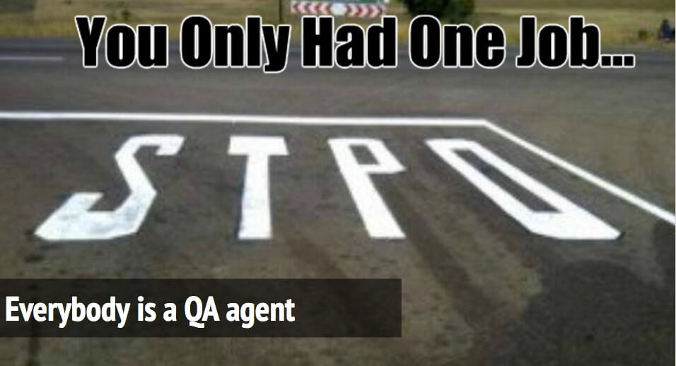 QA agent outsourcing testing