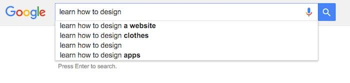 google web form examples