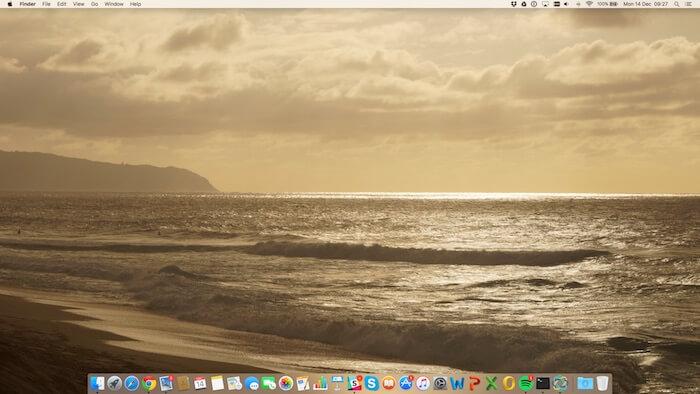 Josef trauner desktop screenshot usersnap