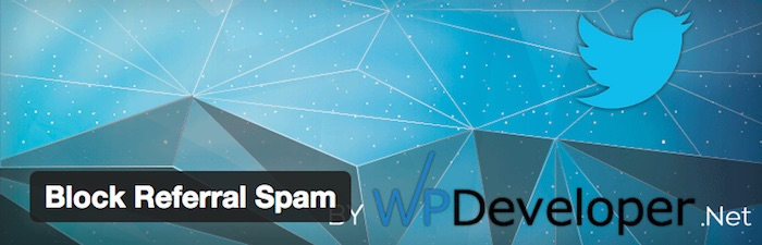 block referral spam wordpress plugin for developers and designers