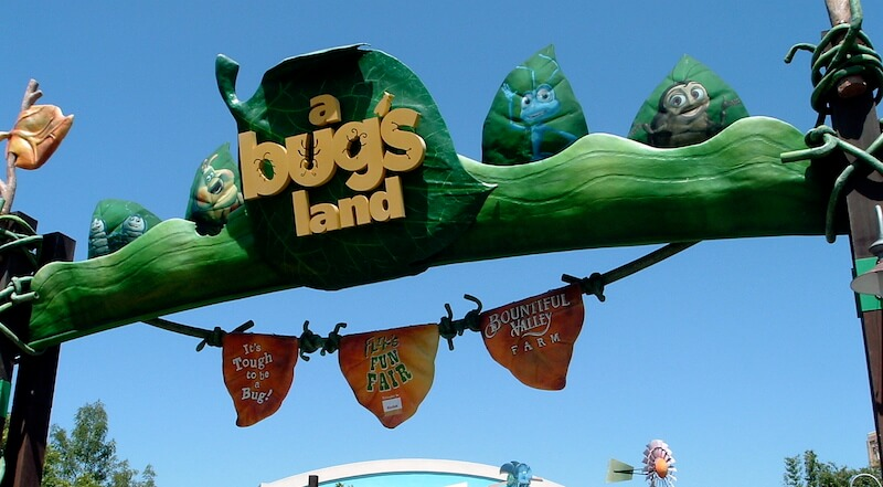 bug reporting land