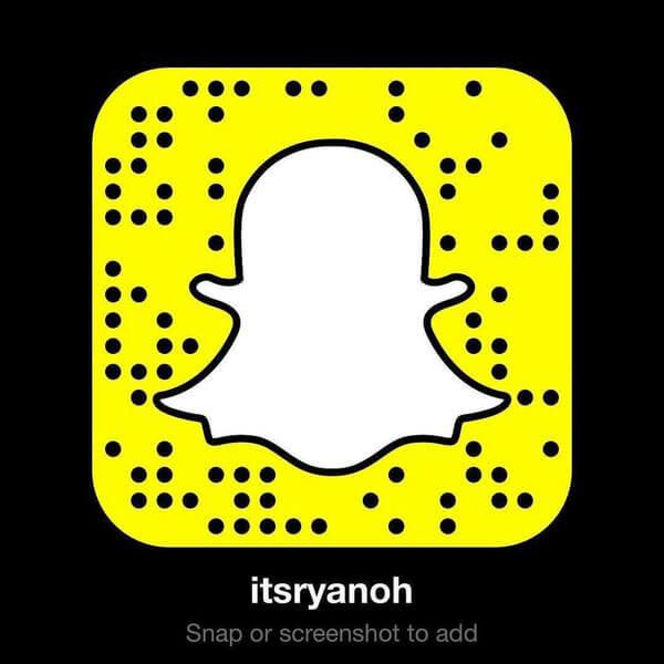 ryan hayes snapchat