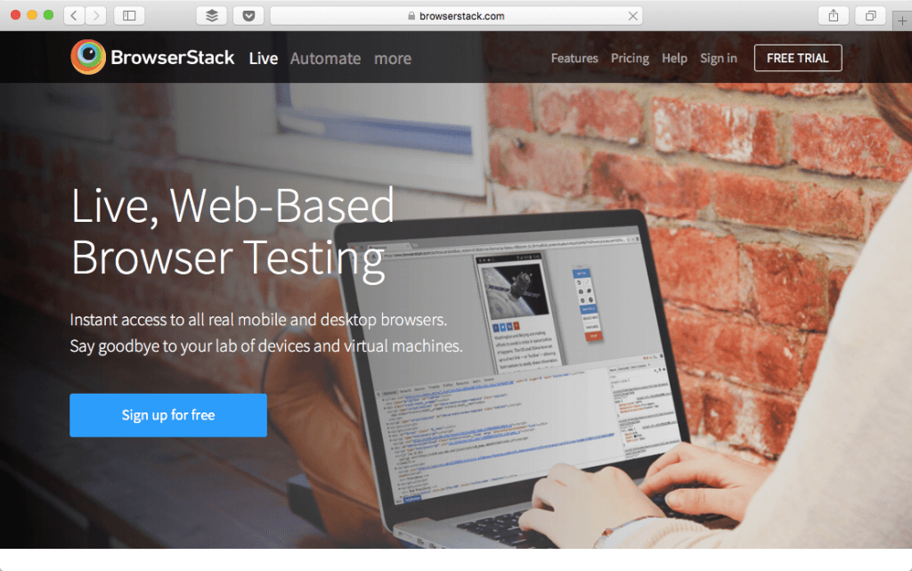 browser stack browser testing