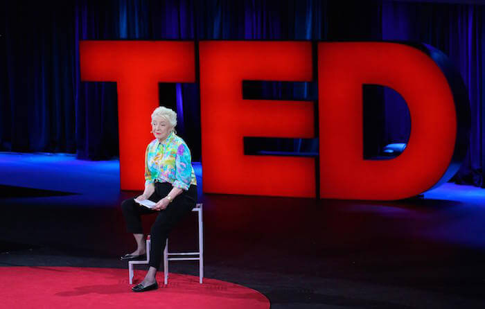 ted talks web developers