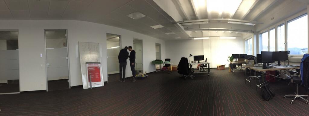 open office for developers