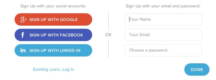 design registration form