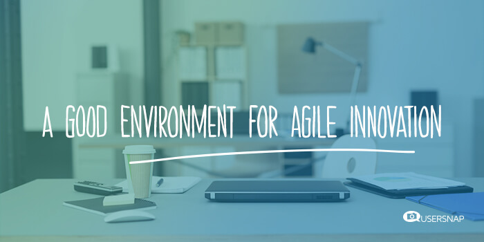 agile innovation - digital products