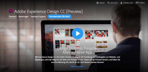 adobe experience design cc review