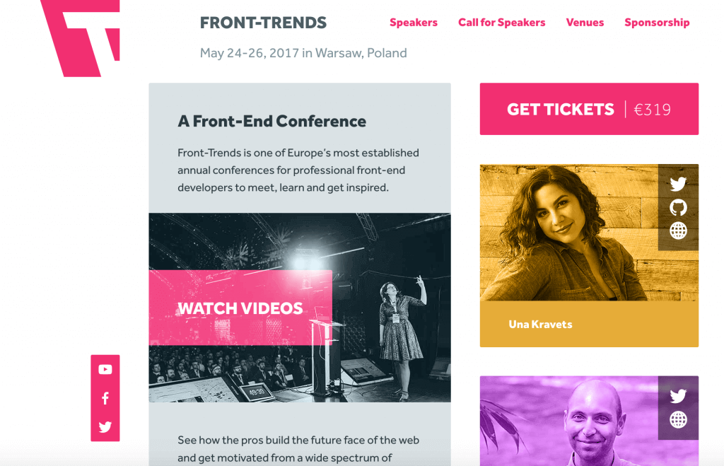 front trends 2017