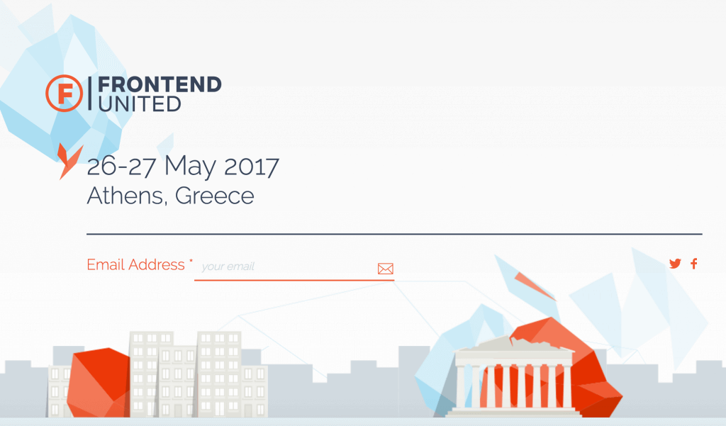 frontend athens 2017