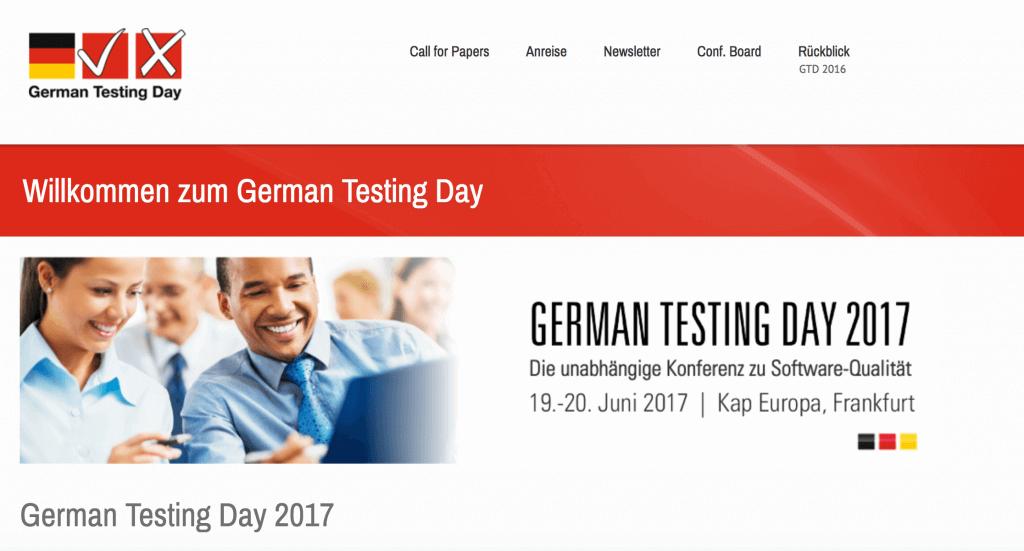 german testing days 2017 frankfurt