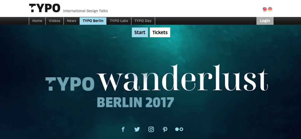typotalks berlin 2017