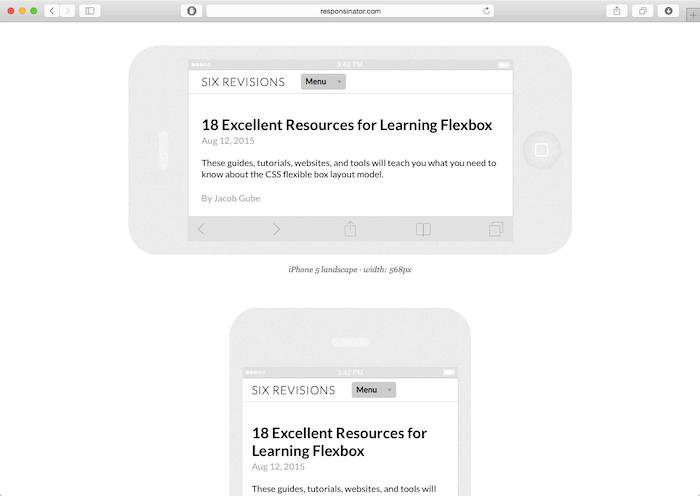 responsinator-mobile-website-testing